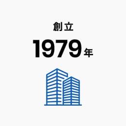 創立1979年